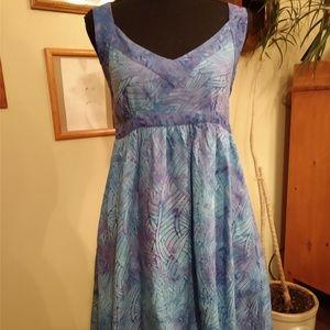 Summer dress by Maggie B
